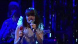 Bat For Lashes - Sarah (Live Shepherds Bush Empire 2009)