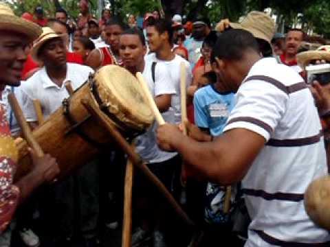 San Juan de Curiepe: Repique 1 de Junio, Mina