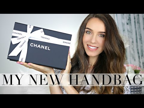 MY FAVORITE NEW HANDBAG | Chanel Unboxing!