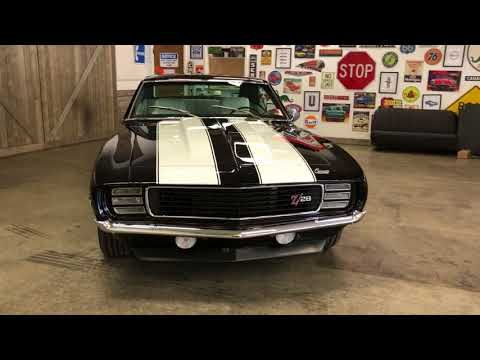 1969 Chevrolet Camaro For Sale Classiccars Com Cc 1133482