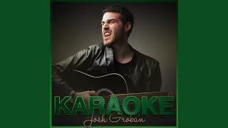 Galileo (Someone Like You) (In the Style of Josh Groban) (Karaoke Version)