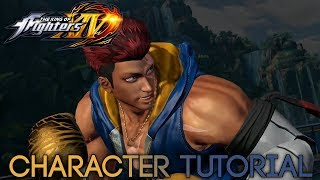 Nelson Character Tutorial * The King of Fighters XIV