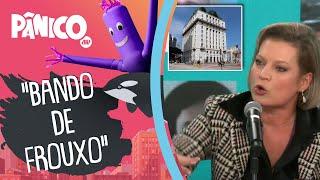Joice Hasselmann critica ex-prefeitos de São Paulo: 'Bando de frouxos'