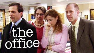 Michael's Carpet Surprise  - The Office US
