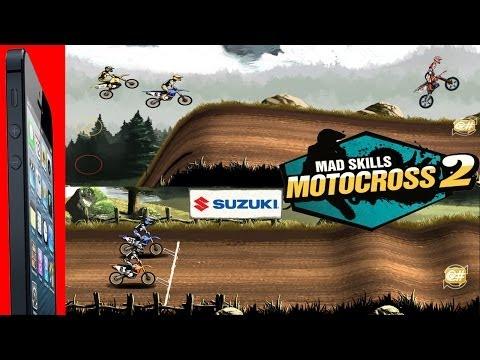 Mad Skills Motocross IOS