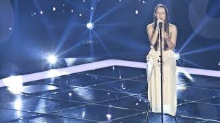 "Inês Corte-Real - ""Gravity"" | Provas Cegas | The Voice Portugal | Season 3"