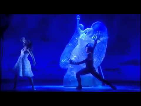 EDWARD SCISSORHANDS by Matthew Bourne at Sadler's Wells Theatre