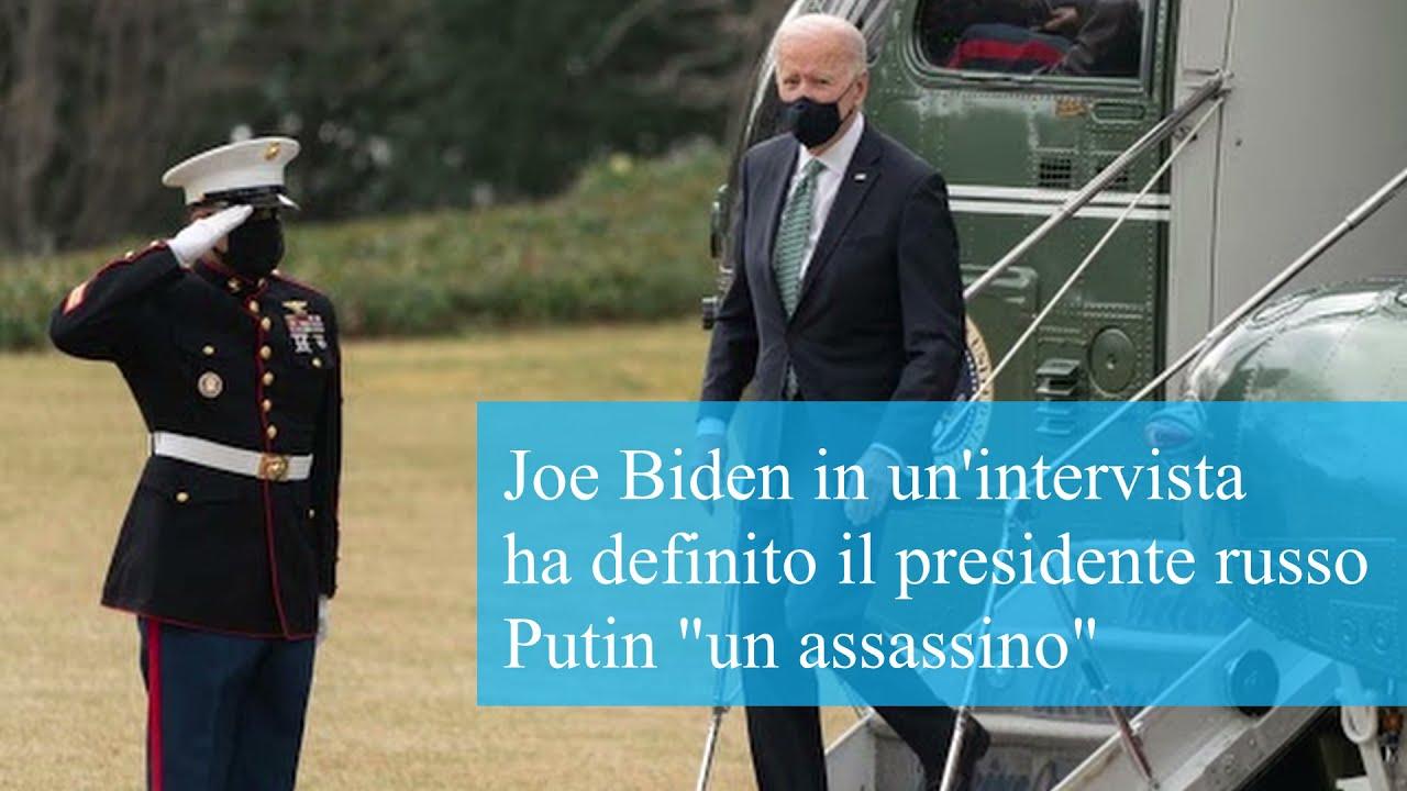 Biden contro Putin, è crisi diplomatica