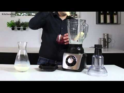 Bosch SilentMixx blender