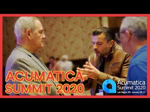 EBizCharge at Acumatica Summit 2020
