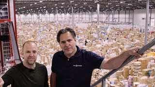 Så skickar Apotea 50.000 paket om dagen