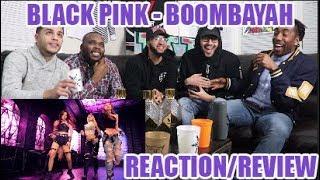 BLACKPINK   '붐바야'(BOOMBAYAH) MV REACTIONREVIEW