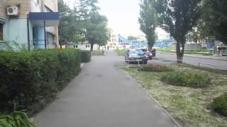 У нас на районе))) Алёнка111,МсКобель и Оргазмо)