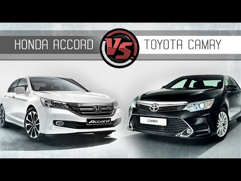 Honda  Accord Седан класса E - тест-драйв 3