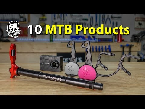 10 MTB Product Reviews to argue about in the comments