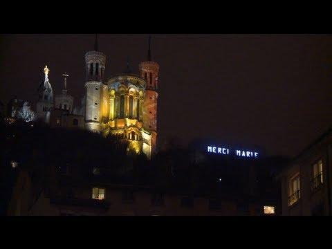 Lyon : Les missionnaires du 8
