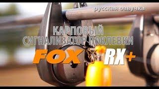 Fox сигнализатор поклевки пейджер