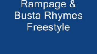 Rampage & Busta Rhymes Freestyle