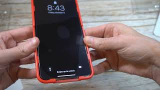 Zagg InvisibleShield glass+ visionguard For IPhone Xs Max Unboxing and Review