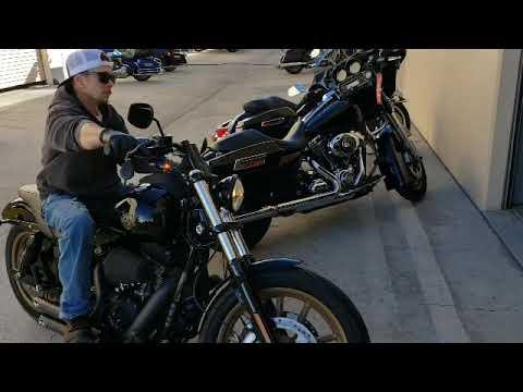2016 Harley-Davidson Low Rider® S in Temecula, California