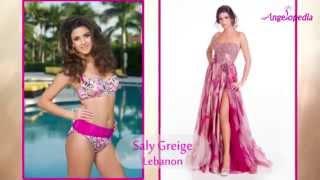 Miss Universe 2014 Top 15 Favourites