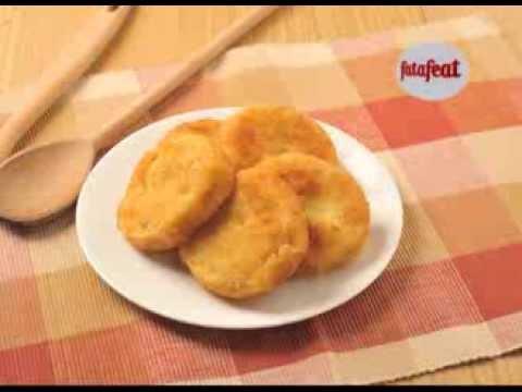 كفتة البطاطا (البطاطس) من فتافيت