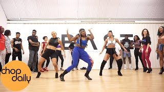 Tomi Agape, Nonso Amadi   In The Night (Afro In Heels Dance ) | Patience J Choreography | Chop Daily