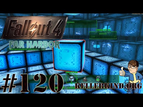Fallout 4 - Far Harbor #120 - Klötzchen bauen ★ Let's Play Fallout 4 [HD|60FPS]
