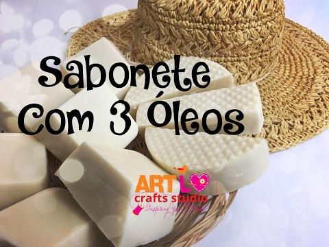 Sab. com 3 Óleos