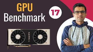 GPU bench-marking with image classification | Deep Learning Tutorial 17 (Tensorflow2.0, Python)