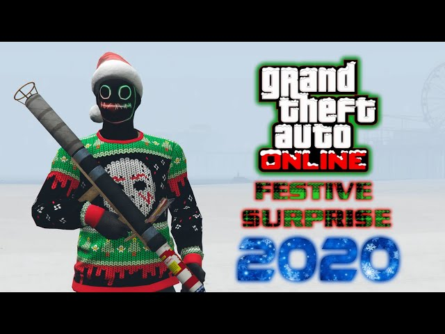 When Does The Gta Christmas 2021 Csr Giveaway End How To Claim Free Login Rewards In Gta Online Holidays 2020 Event