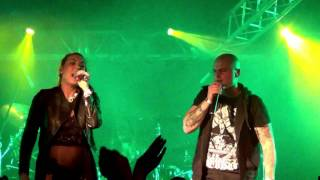 Amaranthe   Live At Zal Ozhidaniya 30.09.2016