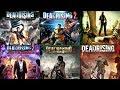 hd Dead Rising Xbox Evolution 2006 2016