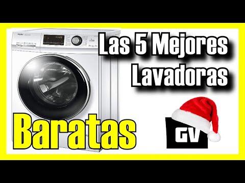 👕🔥 Las 5 MEJORES Lavadoras BARATAS de Amazon [2021]✅[Calidad/Precio] Buenas y económicas en Venta