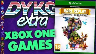 Xbox One Games Facts - Did You Know Gaming? extra Feat. Dazz
