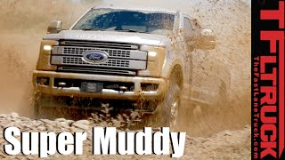 2017 Ford F-250 Super Duty FX4: First Drive Off-Road Review