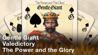 Gentle Giant - Valedictory (Official Audio)