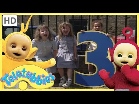 Teletubbies - Numbers 3