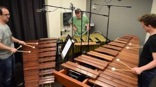Radiohead   Daydreaming   Cover By Pulse Percussion Trio, On A Vibraphone And Two Marimbas