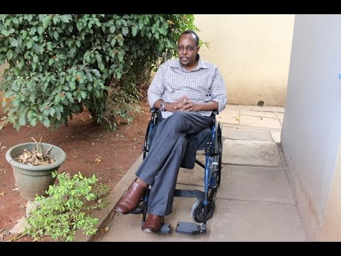 Ability beyond Disability - The inspiration story of Harun Maalim Hassan