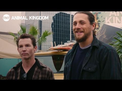 Video trailer för Animal Kingdom: The Cody Men Answer Fan Questions at SXSW | TNT