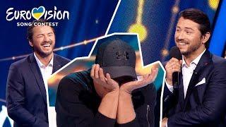 Лучшие шутки Сергея Притулы на Евровидении 2019   Часть 2