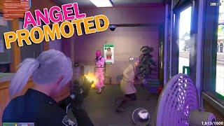 Mr Chang Watches Bank Robbery! Nopixel Reckoning   GTA V RP