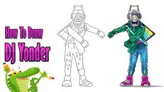 Dj Yonder Fortnite Drawing 免费在线视频最佳电影电视节目 Viveos Net