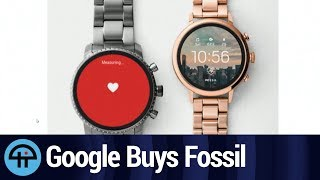 Google Buys Fossil