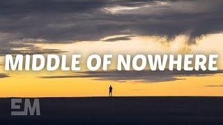 Felix Sandman - Middle of Nowhere (Lyrics)