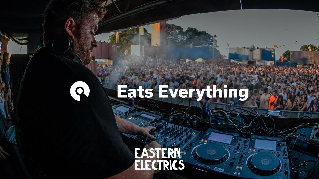 Eats Everything - Live @ Eastern Electrics 2018