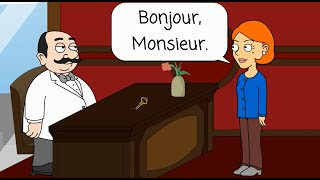 Conversational French Lesson 1