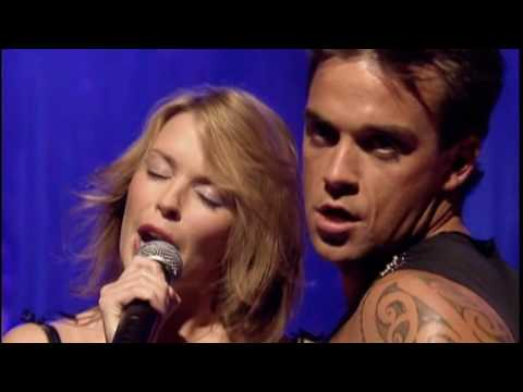 Kylie Minogue & Robbie Williams - Kids (Live Top Of The Pops 2000)