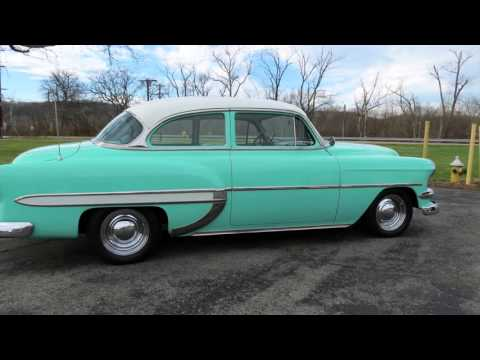 Video of '54 Bel Air - G5JN